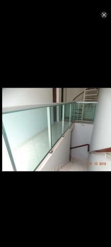 Lindissima casa 2 qts e 3 banhos e garagem ap de 10% de entrada - Foto 9