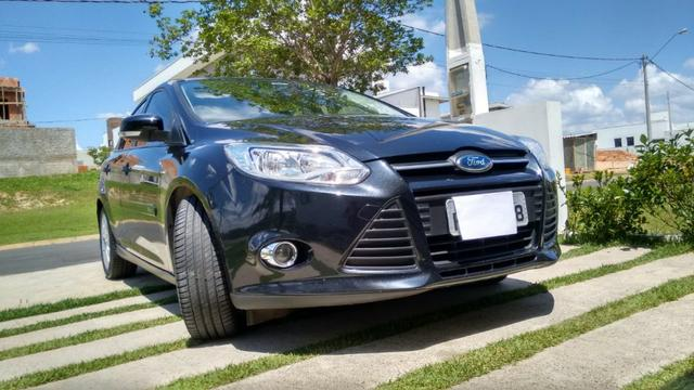 Ford Focus Sedan SE 2.0 Flex Aut Completo - Foto 2