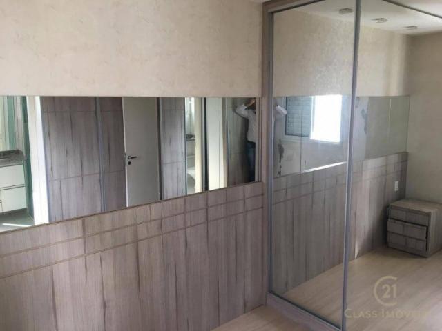 Apartamento com 3 dormitórios à venda, 83 m² por r$ 398.000,00 - gleba palhano - londrina/ - Foto 12
