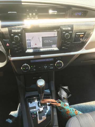 Toyota Corolla 2.0 XEI 16V Flex 4P automatico 2015 - Foto 8