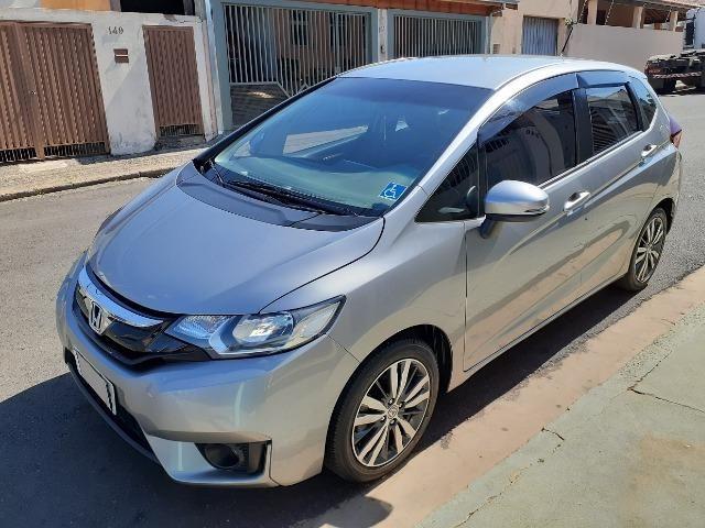 Honda Fit EXL - Versão Top de Linha - Automático