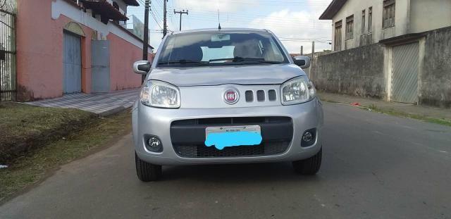 Fiat Uno Vivace 1.0 2014/2014 Completo Bem Conservado  - Foto 2