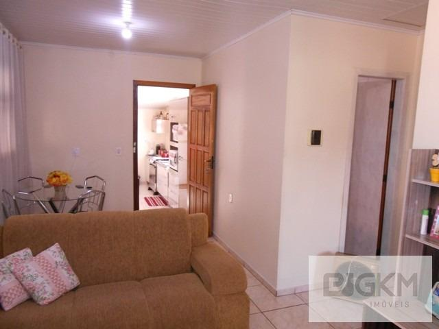 Linda casa 02 dormitórios, Bairro Lago Azul, Estância Velha - Foto 8
