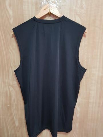 Camiseta Regata Puma Essential - Preto. Original. Tamannho G ... 731c39b8038f9