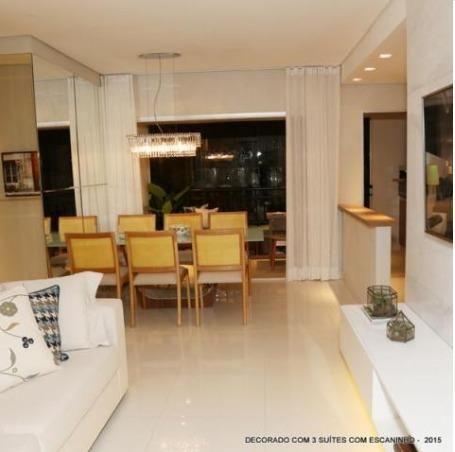 Apartamento 96m², 3 suítes - Setor Coimbra em Goiânia - Foto 4