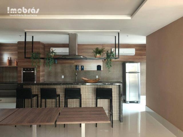 Bosque das Flores - Luciano Cavalcante, apartamento a venda. - Foto 4