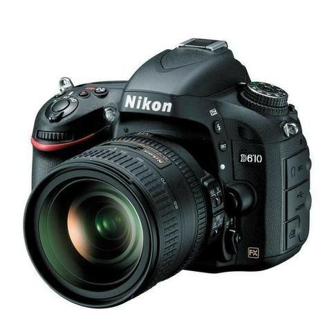 """Câmera Digital Nikon Dslr D610 24.3MP 24-85MM 3.2"""" - Foto 3"""