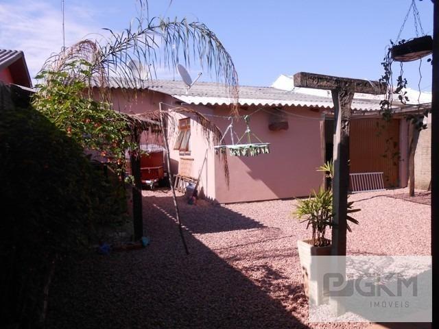 Linda casa 02 dormitórios, Bairro Lago Azul, Estância Velha - Foto 14