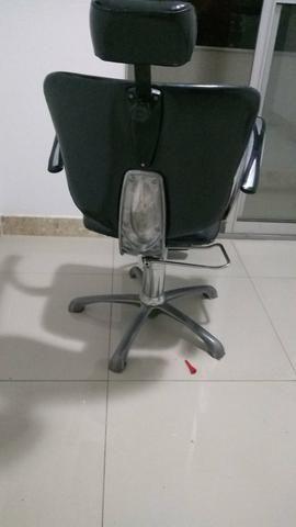 Cadeira de cabeleireiro