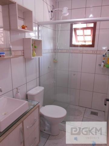Linda casa 02 dormitórios, Bairro Lago Azul, Estância Velha - Foto 9