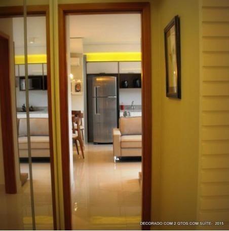 Apartamento 2 Quartos, Escaninho, Porcelanato - Setor Coimbra - Foto 6