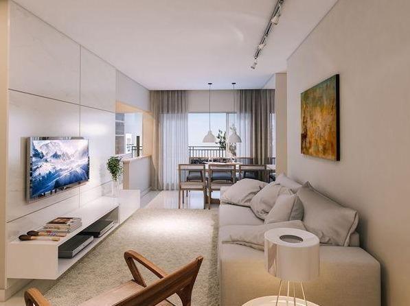 Apartamento 96m², 3 suítes - Setor Coimbra em Goiânia - Foto 6