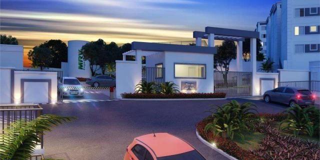 Parque Art Ville - 39m² - Araçatuba, SP - ID3570
