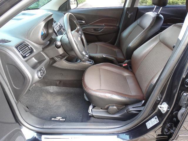 Chevrolet Cobalt LTZ 1.8FLeX_AUT._2DonO_51MKM_ExtrANovO_LacradOOriginaL_RevisadO_ - Foto 9