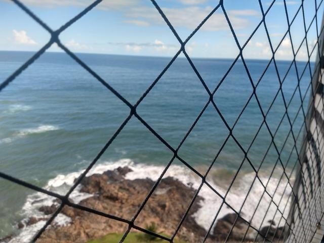 Apto Luxo, Vista Mar. Pé na Areia - Foto 10