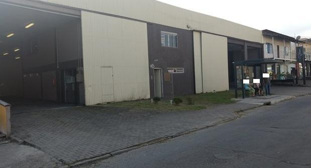 Galpão/depósito/armazém à venda com 0 dormitórios em Fátima, Joinville cod:V29004 - Foto 14
