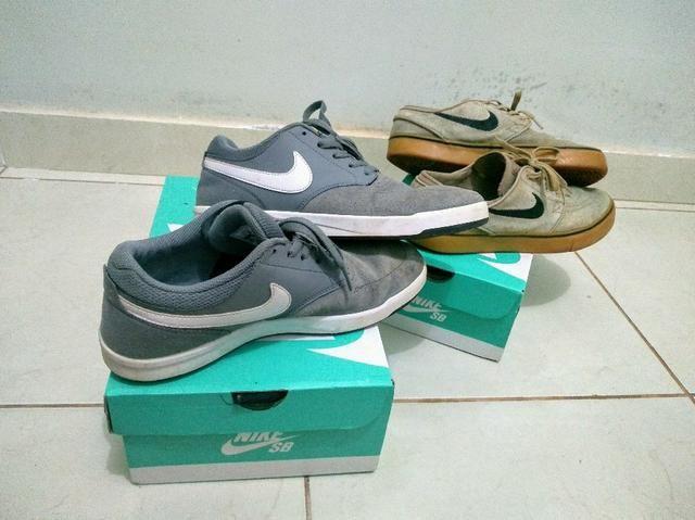 Vendo dois tênis Nike SB Original