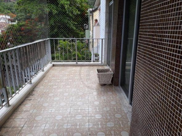 Apartamento com 3 dormitórios à venda, 126 m² por r$ 660.000 - grajaú - rio de janeiro/rj