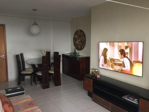 Apartamento no Gran Royale com 3 quartos no Setor Leste Universitário em Goiânia