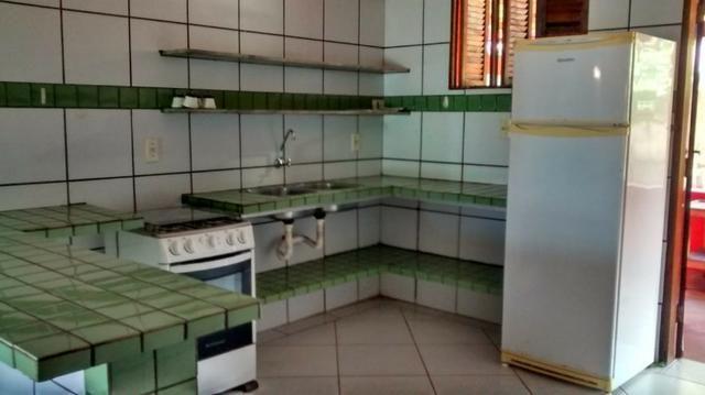Casa mobiliada e ar condicionado para alugar -110 m² - Foto 11