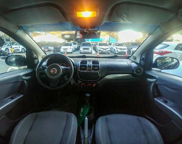 Fiat Grand Siena 1.4 Attractive 2013 - Foto 7