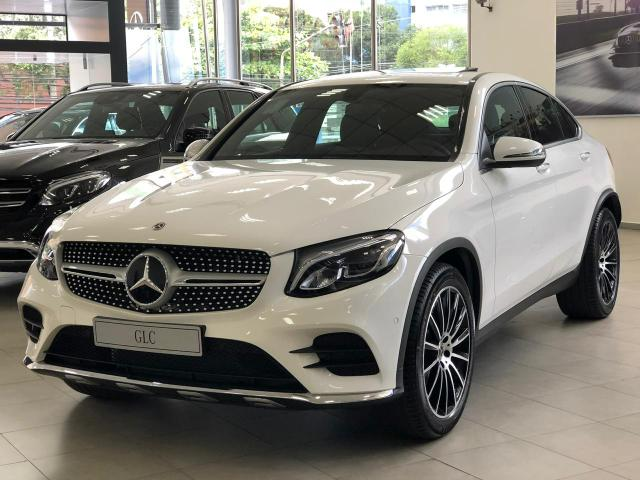 Mercedes Benz Glc 250 coupe 4matic distronic 2019 - Foto 5