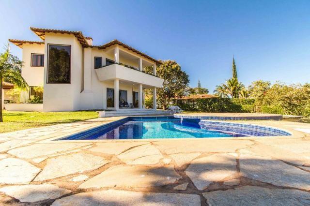 Bela Casa SMPW 17 com acesso a área verde e vista livre pra reserva