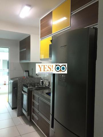 Apartamento 2/4 para Aluguel no Condomínio Vila de Espanha - SIM - Foto 3
