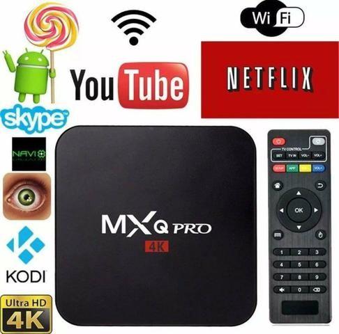 Tv Box Pró 3 GB Ram 16 GB memória Android 8.1 - Foto 4