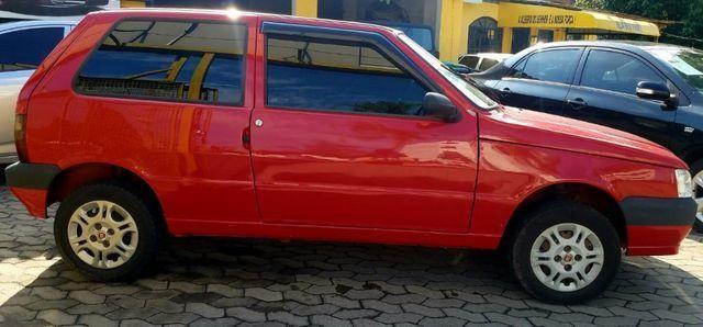 Fiat Uno Mille Economy 1.0, 2 portas. Bom e barato. Confira! - Foto 3