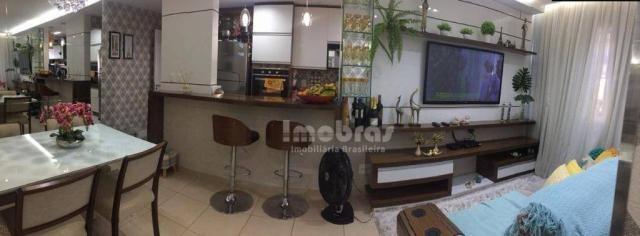 Apartamento com 3 dormitórios à venda, 65 m² por R$ 275.000,00 - Cambeba - Fortaleza/CE - Foto 12
