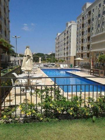Apartamento com 3 dormitórios à venda, 65 m² por R$ 275.000,00 - Cambeba - Fortaleza/CE