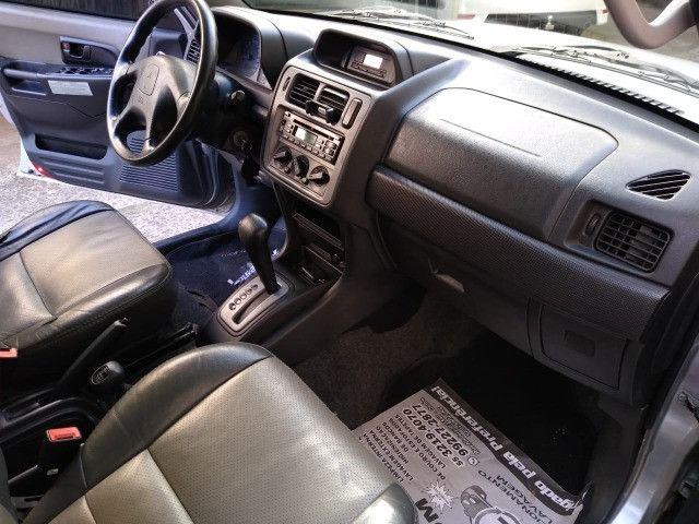 Mitsubishi Pajero TR4 4x4 Automática - 2007 - Foto 8