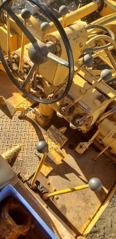 Motoniveladora Caterpillar 120B - Foto 4