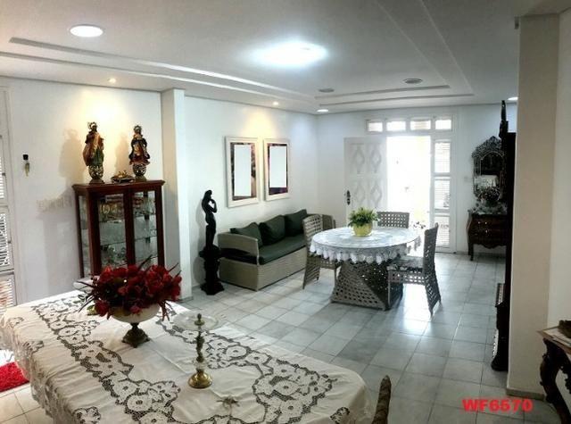 Casa duplex bairro Parquelândia, 5 quartos, 3 vagas, reformada, projetada, - Foto 5