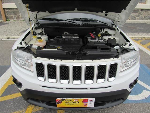 Jeep Compass 2.0 sport 4x2 16v gasolina 4p automático - Foto 7