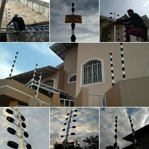 Segurança Eletrônica, Câmeras, Alarmes, Interfones, Cerca Elétrica, Concertina. - Foto 3