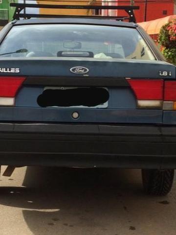 Versailles GL 1.8I 4P VE única dona, carro de garagem, revisado, 1995/1995 - Foto 4