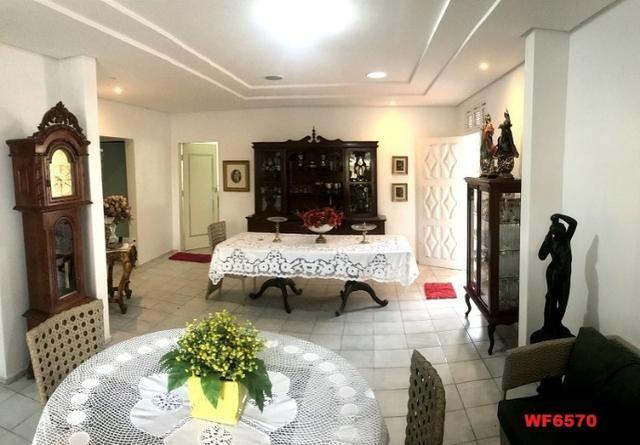 Casa duplex bairro Parquelândia, 5 quartos, 3 vagas, reformada, projetada, - Foto 6