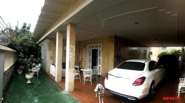 Casa duplex bairro Parquelândia, 5 quartos, 3 vagas, reformada, projetada,