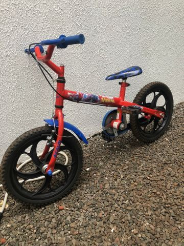 Bike infantil Home aranha - Foto 4