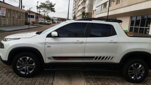 Fiat Toro Freedom AT9 D4 4x4 diesel 2020 - Foto 4