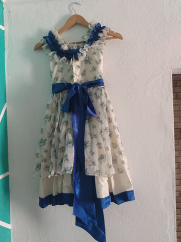 Vestido de festa organza - Foto 3