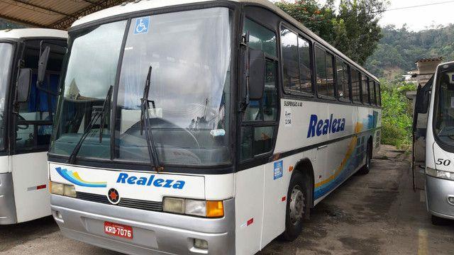 Ônibus Marcopolo Viaggio, Scania K113, 1998 - Foto 6