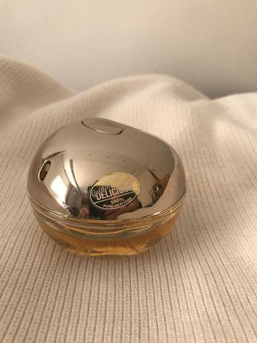Perfume Donna Karan New york Be Delicious 100 ml (pouquíssimo usado) - Foto 2