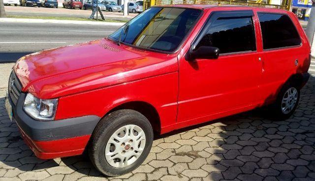 Fiat Uno Mille Economy 1.0, 2 portas. Bom e barato. Confira! - Foto 7