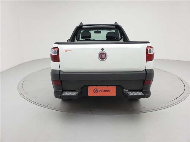 Fiat Strada 2018 1.4 mpi hard working cs 8v flex 2p manual - Foto 5