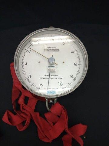 Dinamômetro carga :20kg - Foto 2