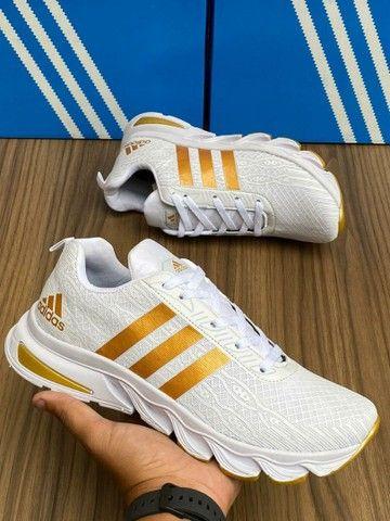 Vendo tênis Mizuno wave creation e adidas ( 120 com entrega) - Foto 6