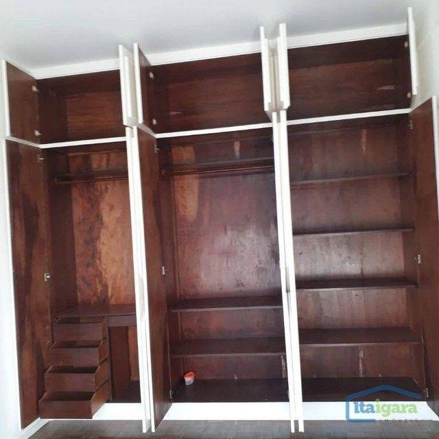 Apartamento com 3 dormitórios para alugar, 130 m² por R$ 1.800,00/mês - Pituba - Salvador/ - Foto 14